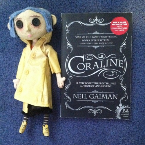 book report for coraline She's described as being small for her age, but coraline is not afraid to face anyone she is the most adventurous person in the book mrs jones – coraline's mother she is very busy most of the time, and sometimes a little inattentive, but she loves and cares about coraline she is nice, and helpful, though coraline.