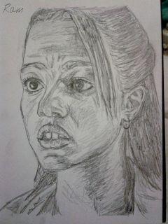 drawings people pencil martha jones doctor who