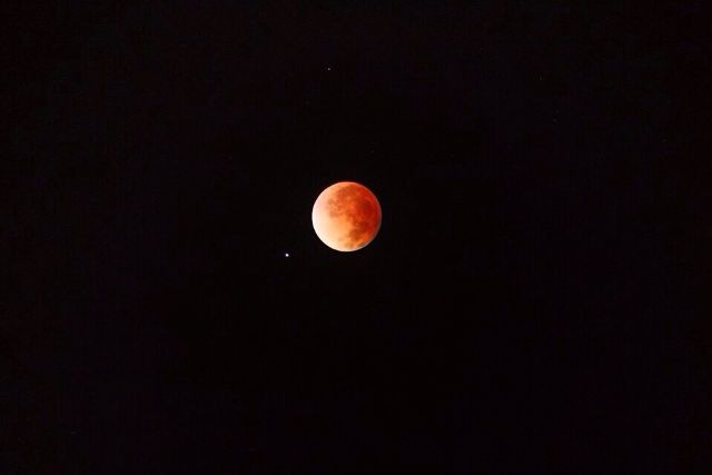 blood moon pictures