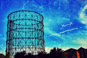 colorful hdr photography popart retro