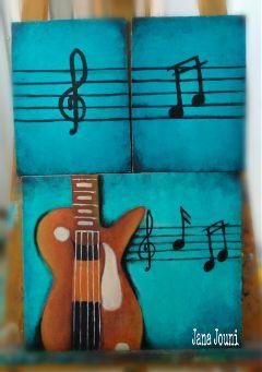 color splash colorful music pencil art art