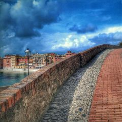 colorful hdr photography travel water