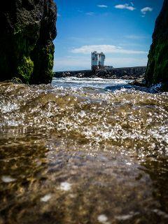 beach water spring spain barcelona