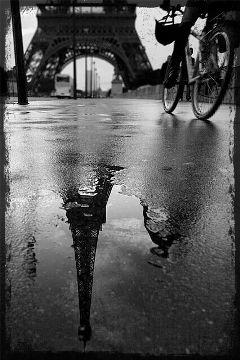 photography black & white art rain travel