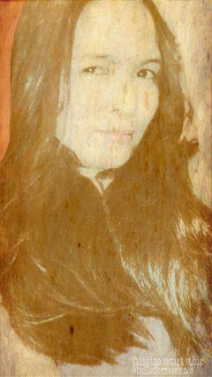 retro photography oldphoto stenciler selfie
