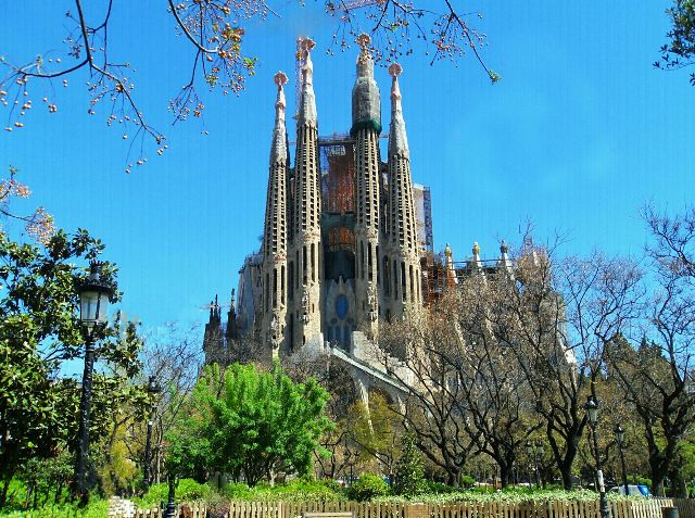 pictures of spain