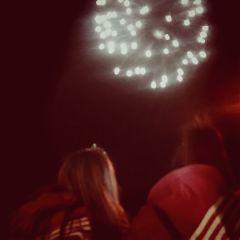 diariofotografico fireworks night party pueblo