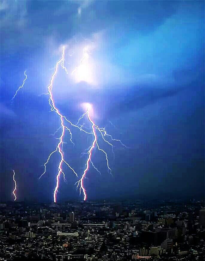 #lightning #nature #photography