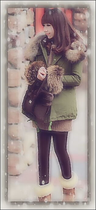 #winteroutfit #people