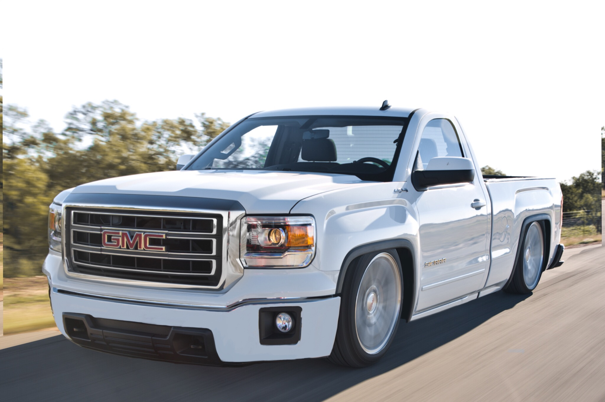 08 Gmc Sierra >> free photoshop done by me, want any trucks photoshoped?...