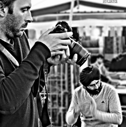 streetphotography camera people blackandwhite drums