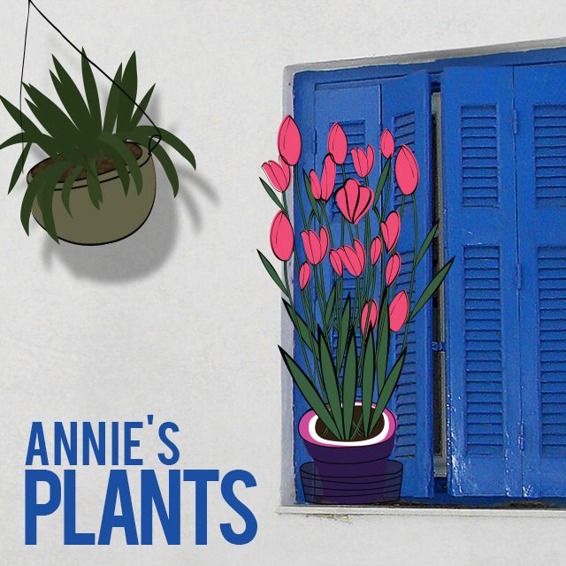 annie's plants clipart