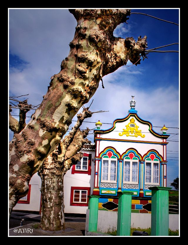 pictures of Terceira Island